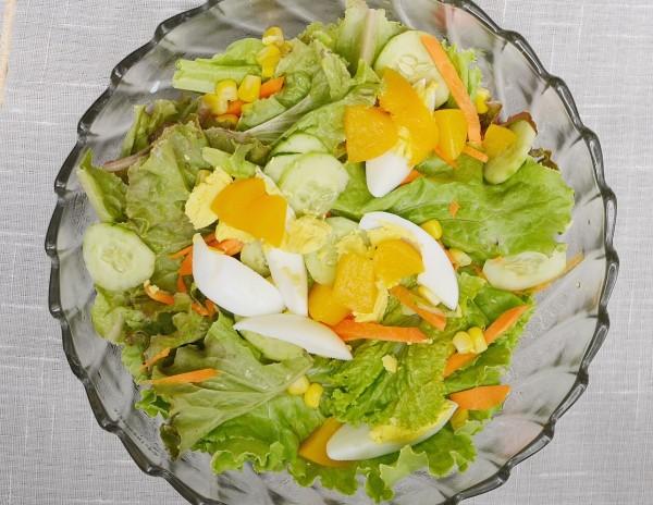 Garden Salad at Balai Indang