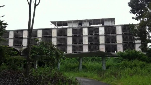 Haunted Hospital in Clark Air Base