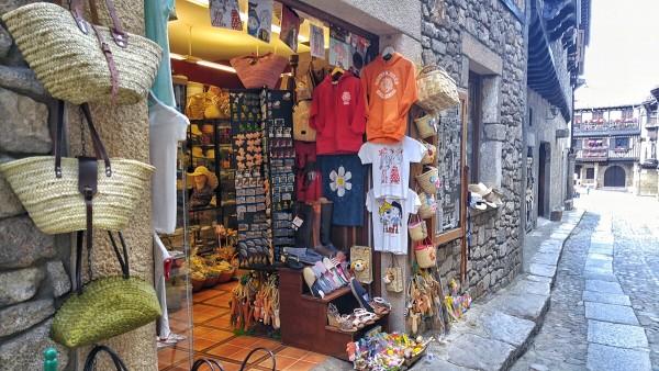 La Alberca Souvenir Shops
