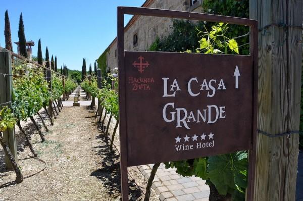 La Casa Grande Wine Hotel