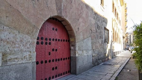 La Casa de Santa Teresa en Salamanca