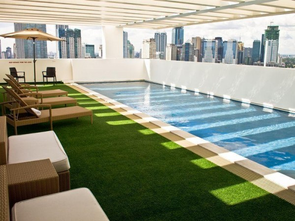 10 affordable metro manila hotels with a swimming pool - Private swimming pool near metro manila ...