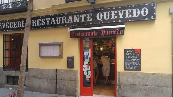 Restaurante Quevedo