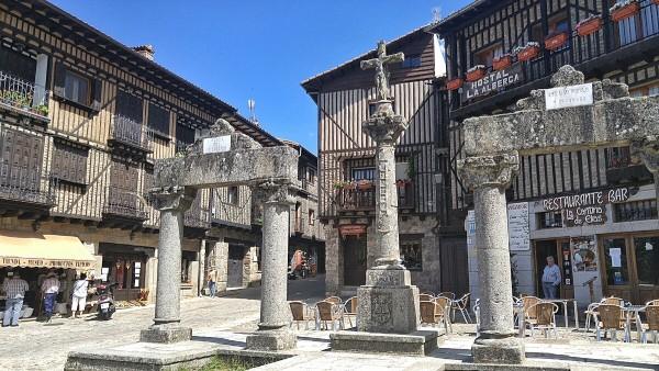 La Alberca Village Entrance