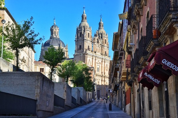 Walking Tour of Salamanca