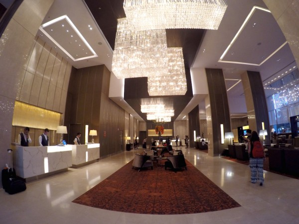 Eastin Grand Hotel Sathorn Lobby