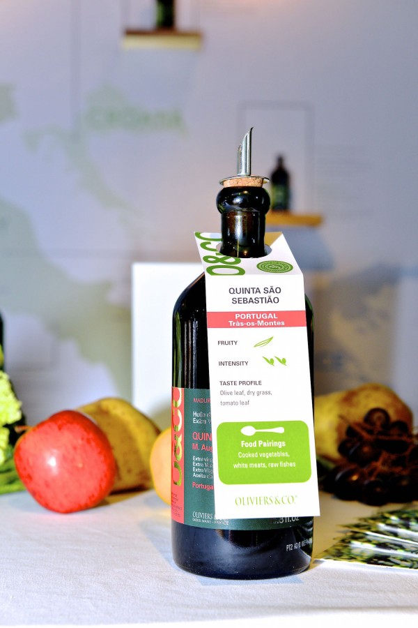 Oliviers&Co. Quinta Sao Sebastiao Olive oil from Portugal