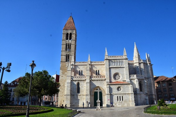 Church of Santa Maria de la Antigua