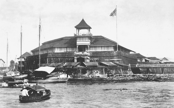 Fort Santiago Early 20th Century Photo