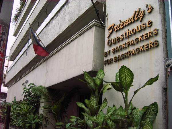Friendly's Guesthouse Manila