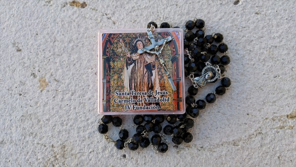 Rosary Souvenir from Convento de Sta Teresa