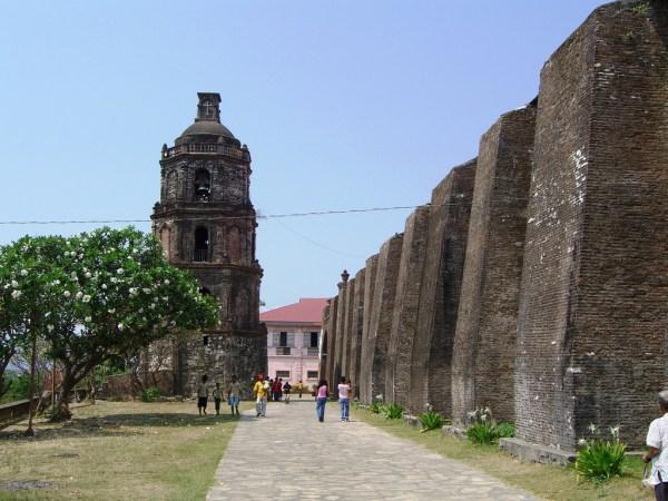 Sta Maria Church, Ilocos Sur