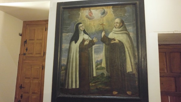 Santa Teresa and St John of the Cross