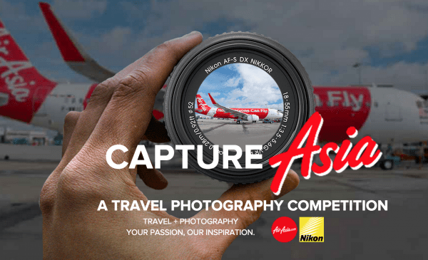 Search for Air Asia Travel Photographer 2015