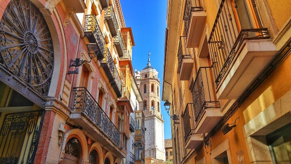 Walking tour of Valladolid City