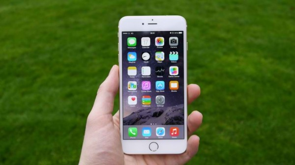 iPhone 6 Plus photo by techradar.com