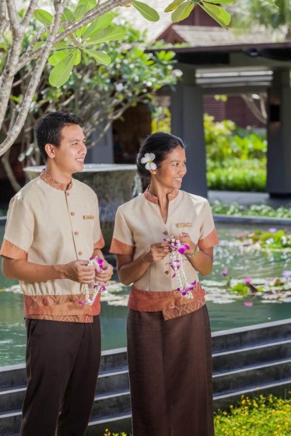 Anantara Vacation Club Phuket Mai Khao staff