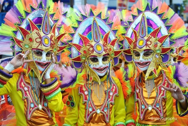 Bacolod Masskara Festival 2015