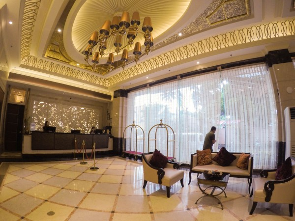 Central Park Tower Resort