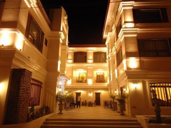 Ciudad Fernandina Hotel Vigan