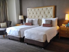 Executive Studio with twin beds