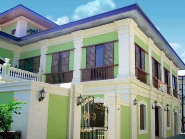 Hotel Salcedo de Vigan Facade