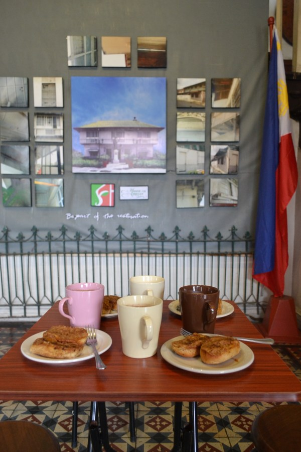 breakfast at Cafe Museo