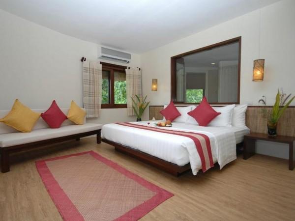 Amun Ini Beach Resort & Spa Rooms