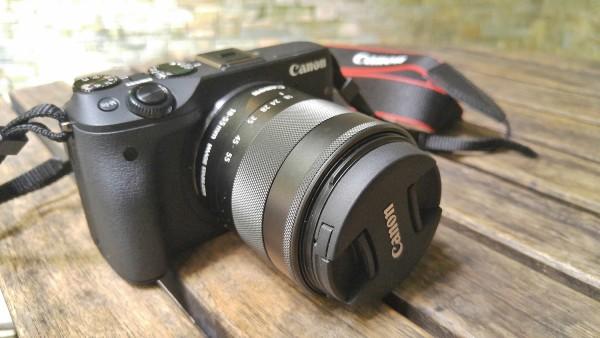 New Canon EOS M3
