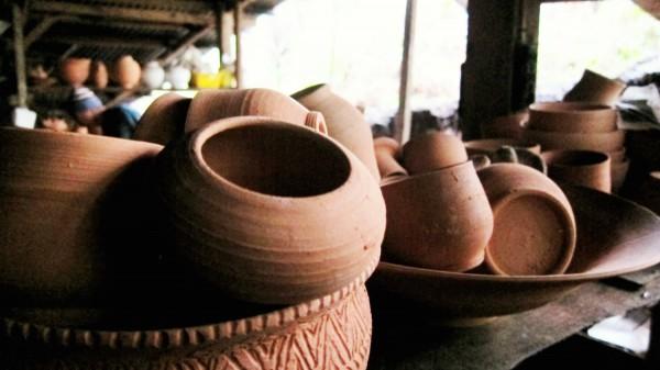 Pottery in Sagada