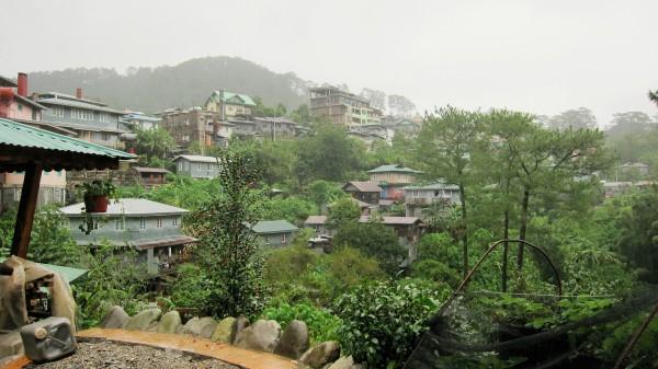 Rainy Sagada