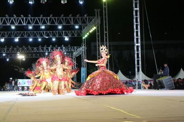 Sinulog Festival at Wonju Dynamic Dancing Carnival 2015