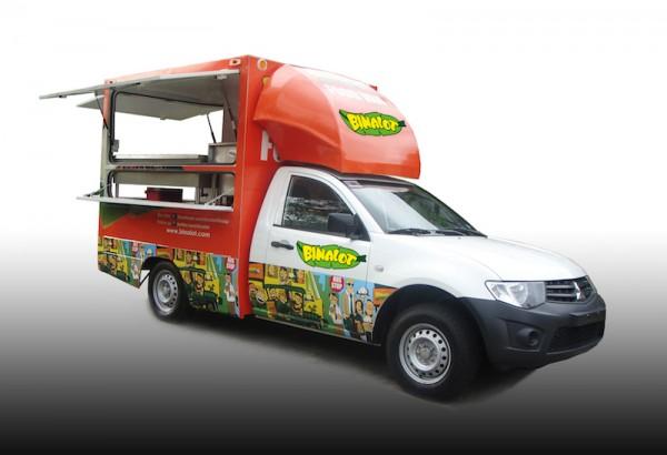 Binalot Food Van