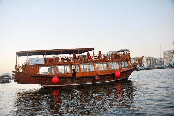 Experience Dhow Cruise at Dubai Creek