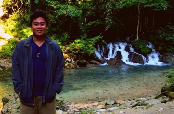 Kawasan Falls Level 1
