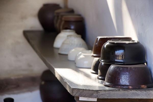 Korean Antique Bowls