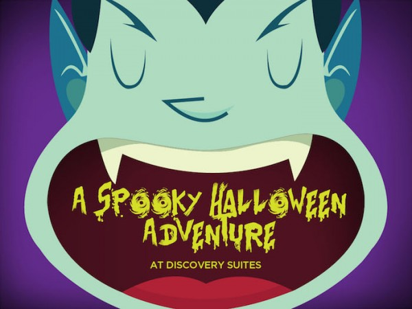 Spooky Halloween Adventure at Discovery Suites