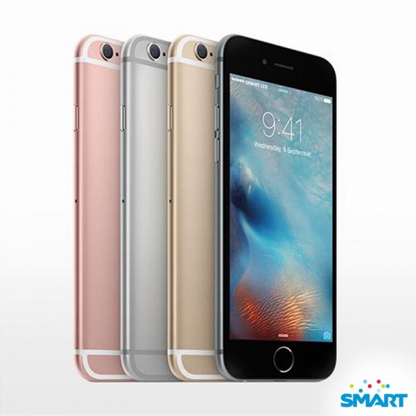 The iPhone 6s and iPhone 6s Plus are coming to SMART Soon