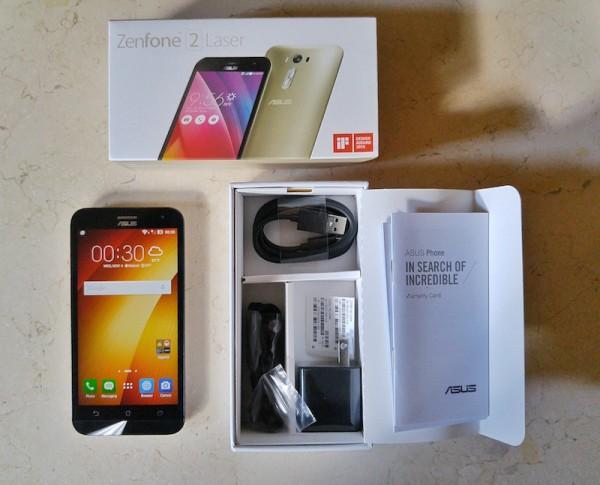 ASUS Zenfone 2 Laser 5.0 accessories