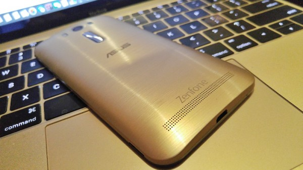 ASUS Zenfone 2 Laser Gold