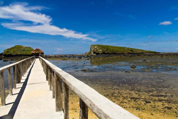 Biri Island - Northern Samar Water Adventure