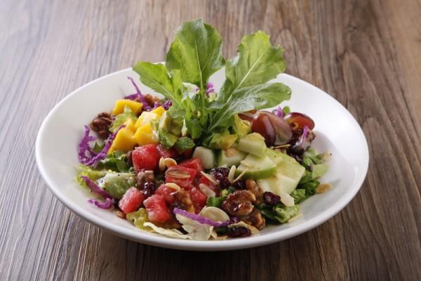 Fruit N' Nut Salad
