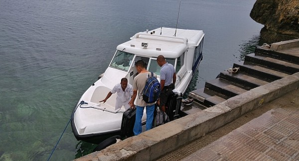 Shangri-La Boracay Boat Transfer