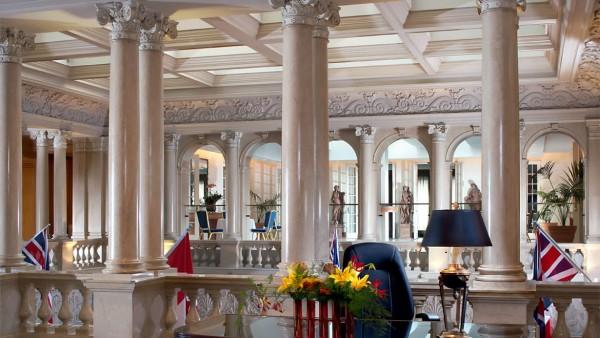 The Omni King Edward Hotel