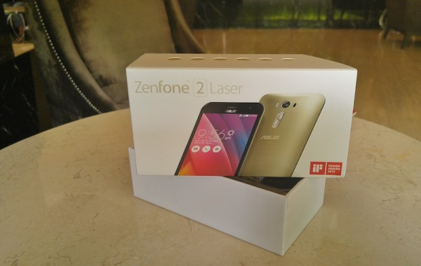 Unboxing ASUS Zenfone 2 Laser
