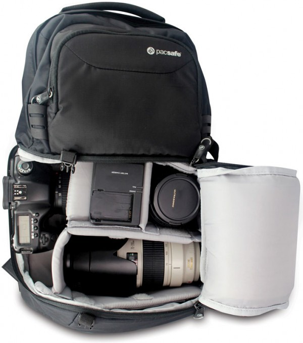 Pacsafe Camsafe Venture V25 Camera Security Backpack