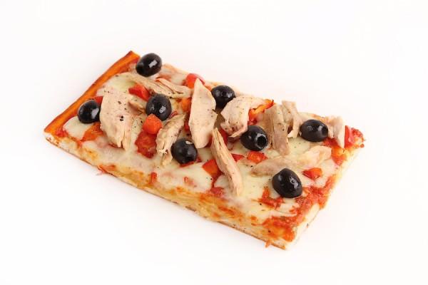 Pizza Supreme at Casa Italia Manila