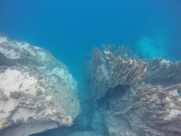 incredible rock formations