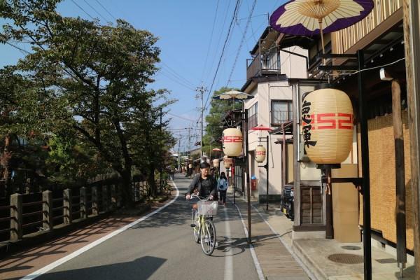 Asian Destinations - Streets of Takayama