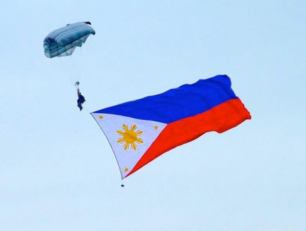 Balloon Fiesta Philippine Flag